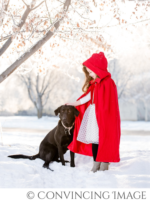 Logan Utah Winter Photography