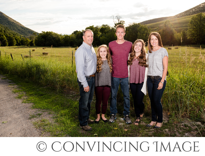 Family Photographer in Logan Utah