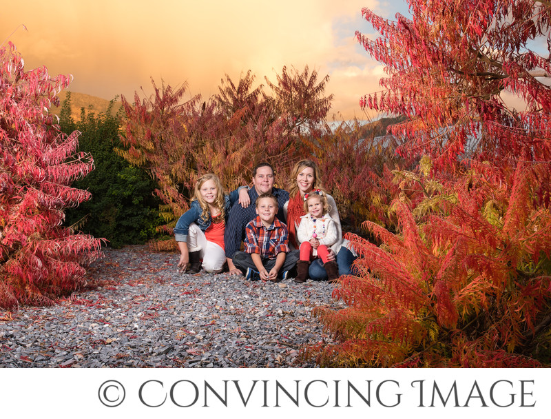 Northern Utah Fall Family Photographer