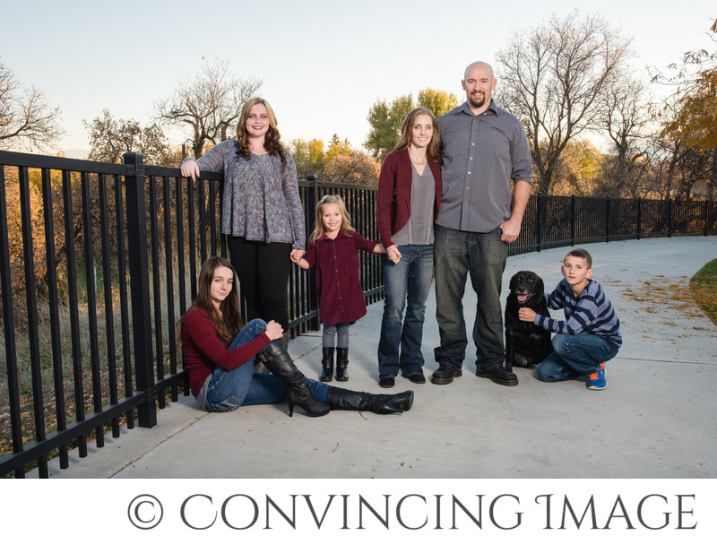 Logan Family Portrait Photographer
