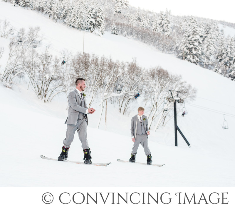 Logan Utah Photographer at Cherry Peak Ski Resort