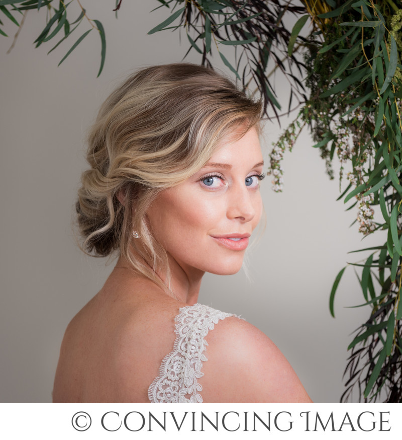 Cache Valley Bridals in Studio