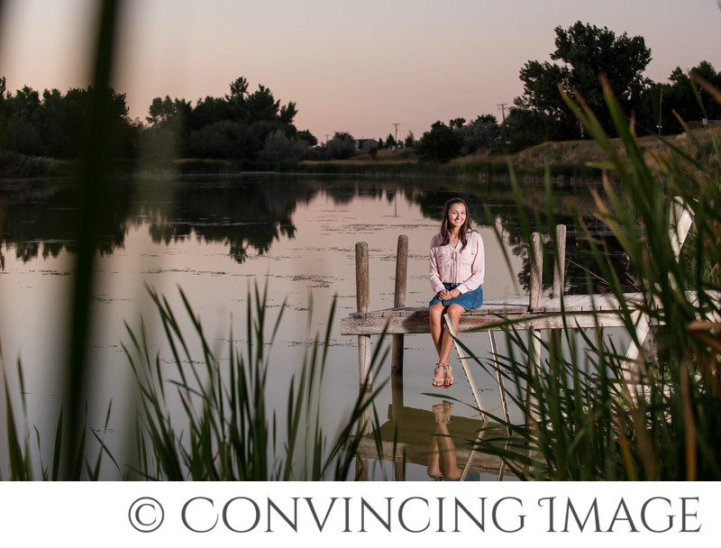 Cache Valley Senior Session