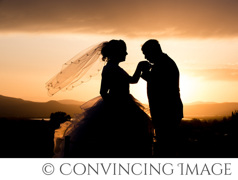 Logan Utah Silhouette Photographer