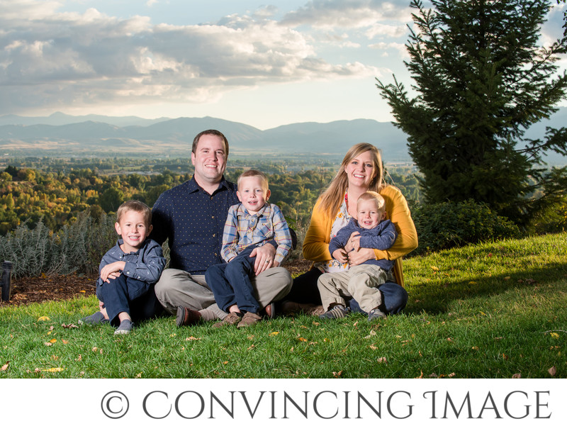 Cache Valley Utah Family Photographer