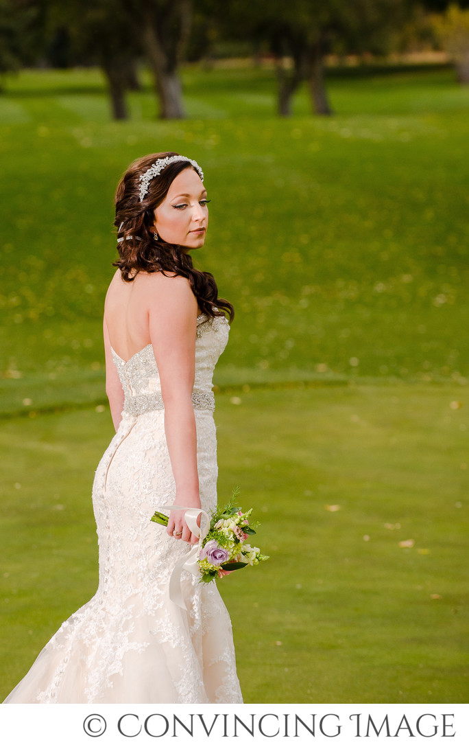 Logan Utah Country Club Wedding Photography