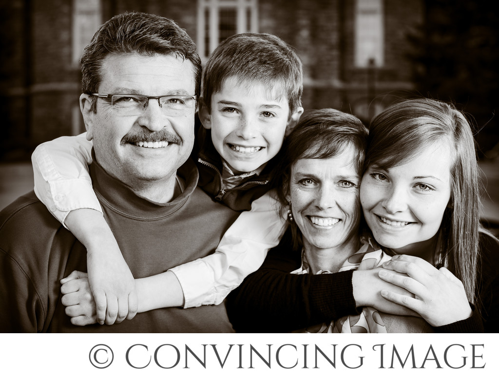 Family Photography in Cache Valley
