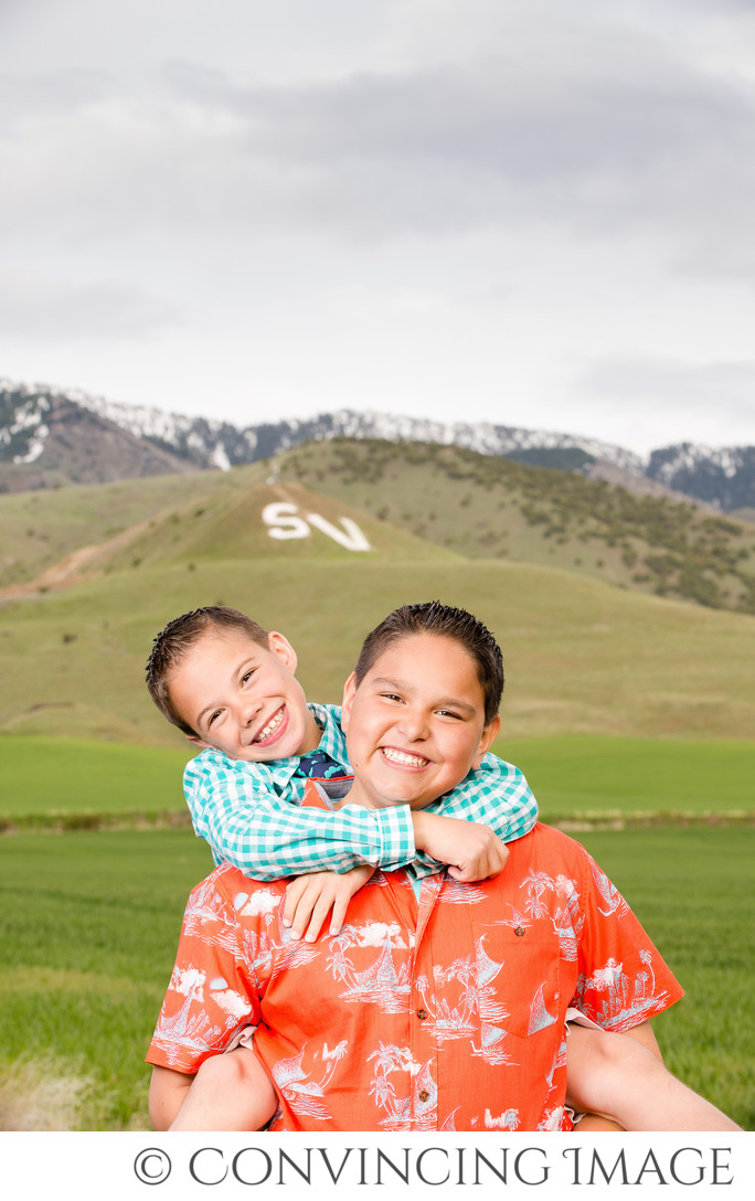Northern Utah Family Photographer