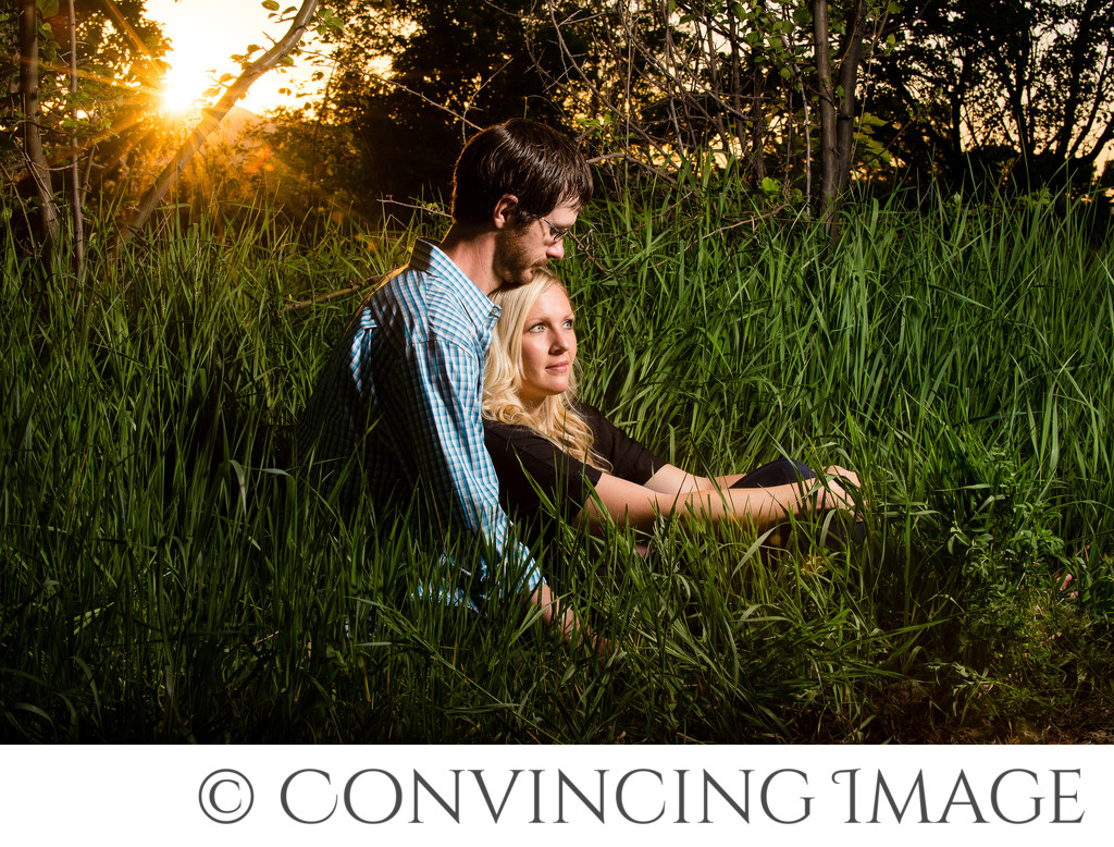 Wedding Engagement Photographers in Cache Valley