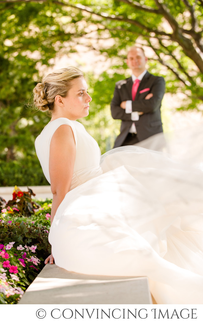 Bountiful Temple Wedding Photos