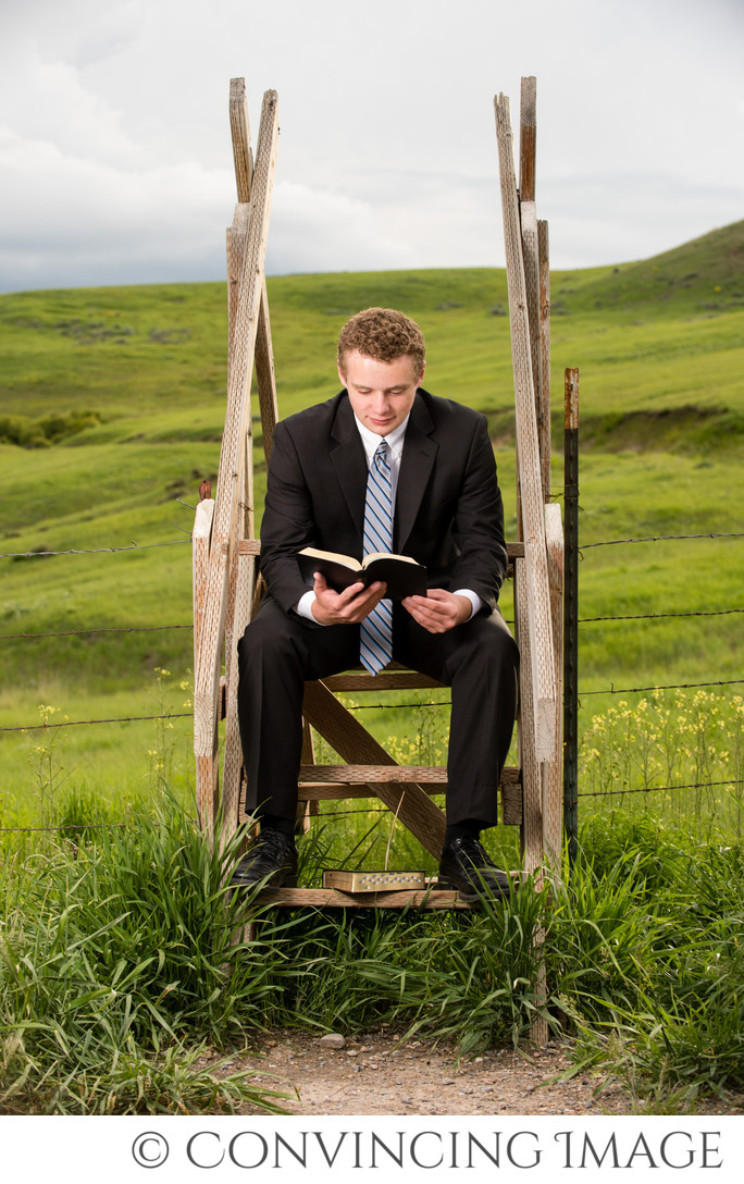 Utah Photographer for Missionaries