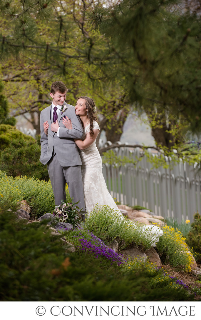 Logan Temple Utah Photographer