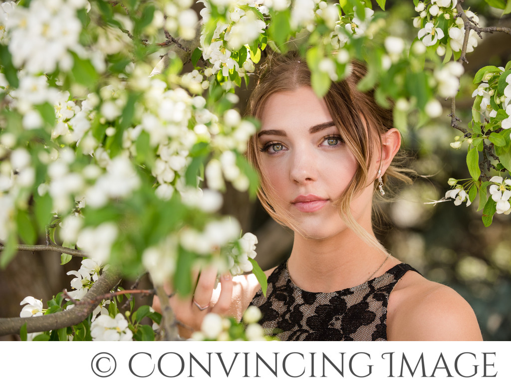 Cache Valley Senior Portrait Photographer