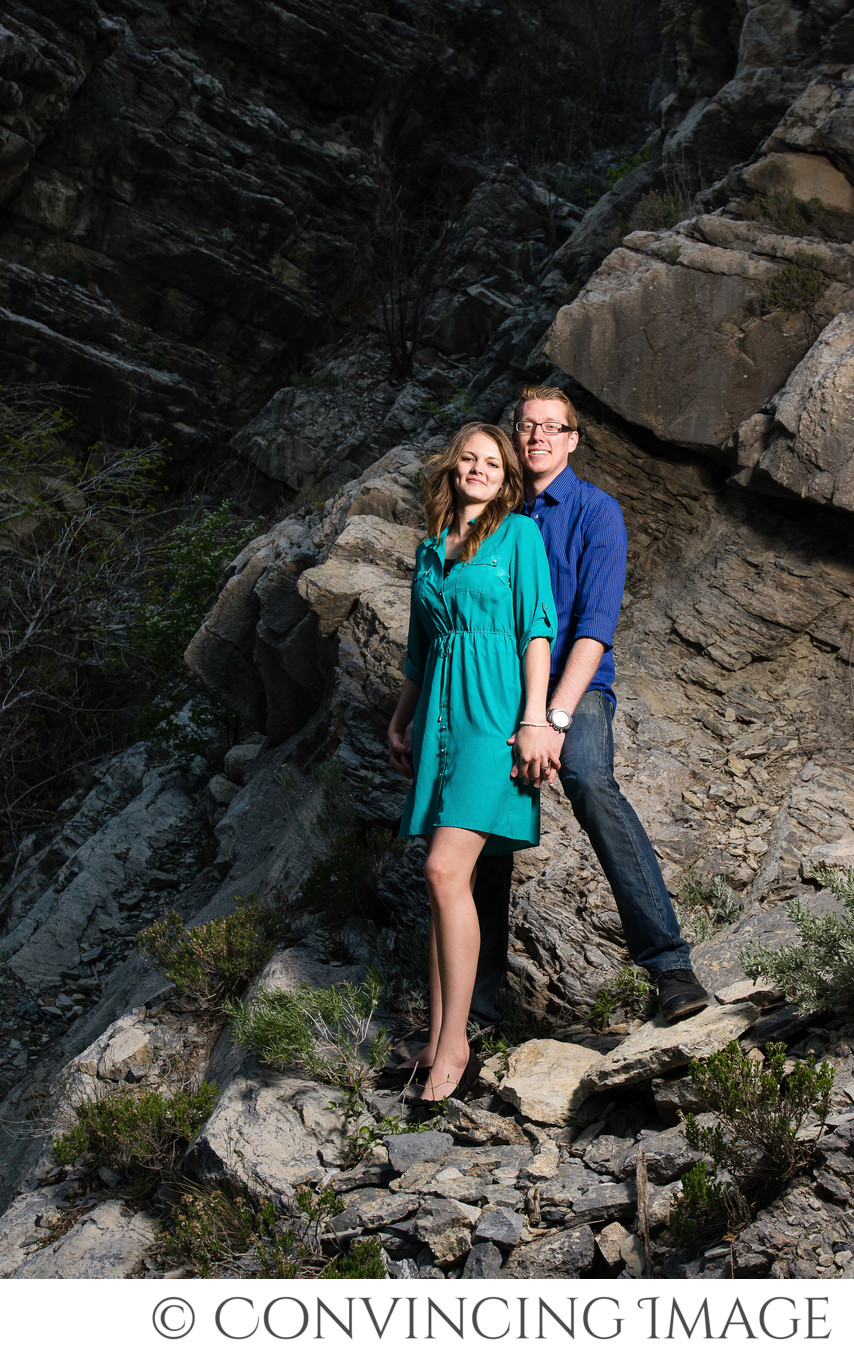 Logan Utah Engagement Photography