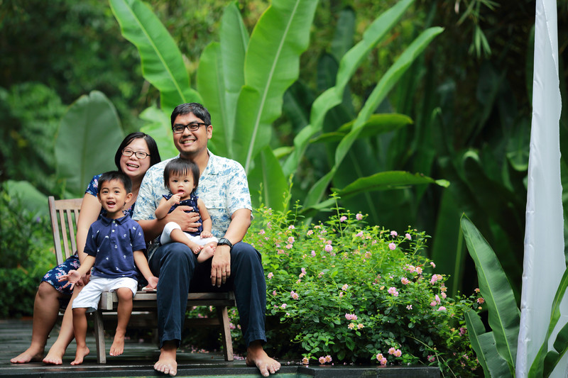Bali Family Photography in Ubud