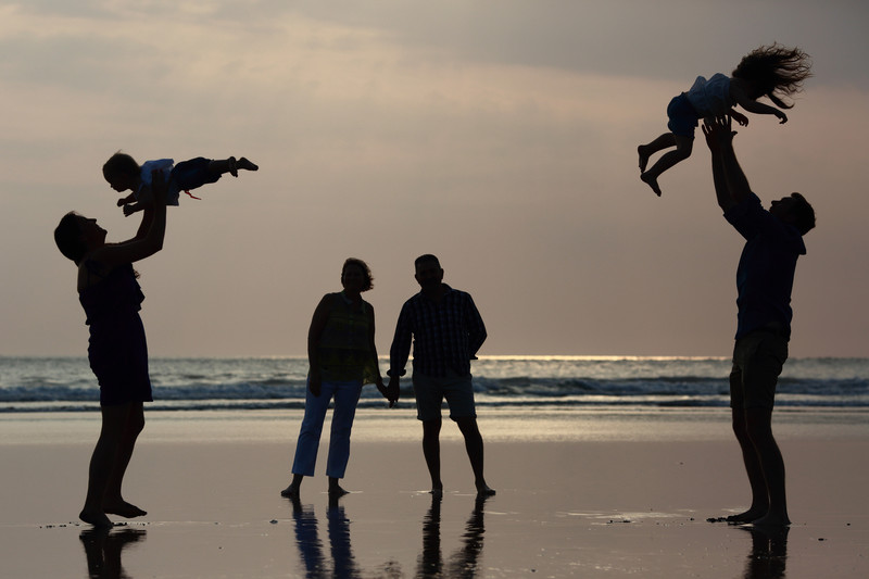Family Photographer Packages in Bali