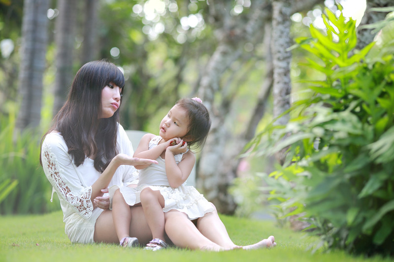 The Layar Bali Family Photographer