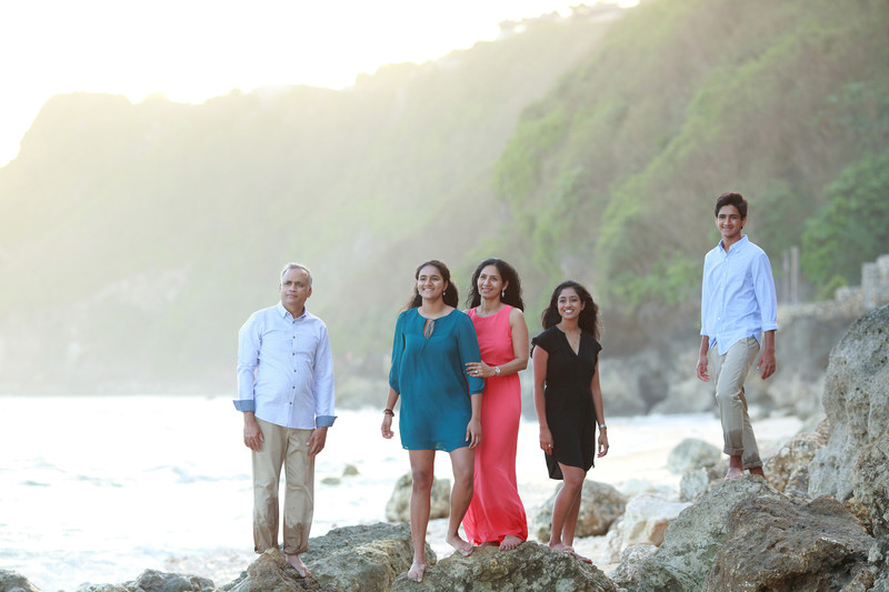 Melasti Beach Family Photography