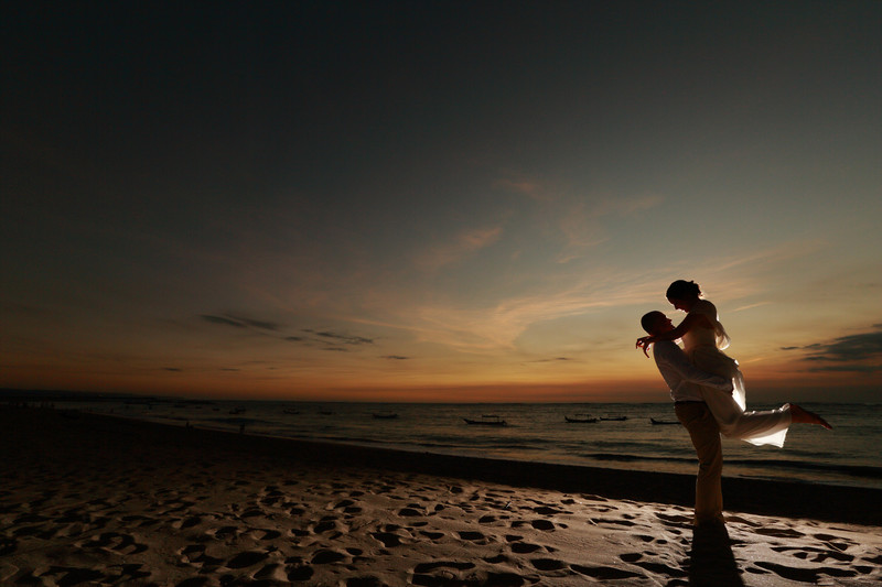 Wedding Photographer in Kuta Beach
