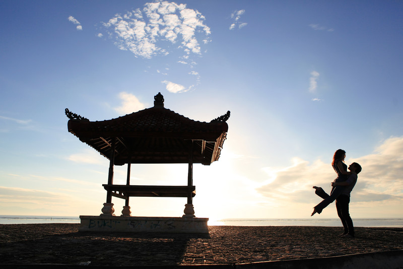 Pre Wedding Photography in Sanur