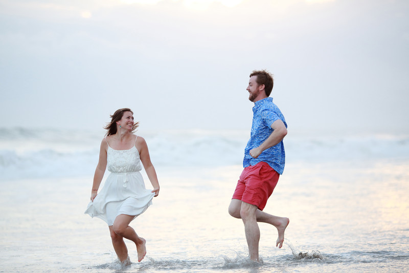 Natural Pre Wedding Session in Canggu
