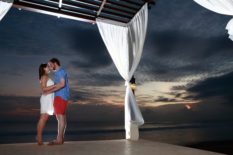 Sunset Couple Photography in Bali