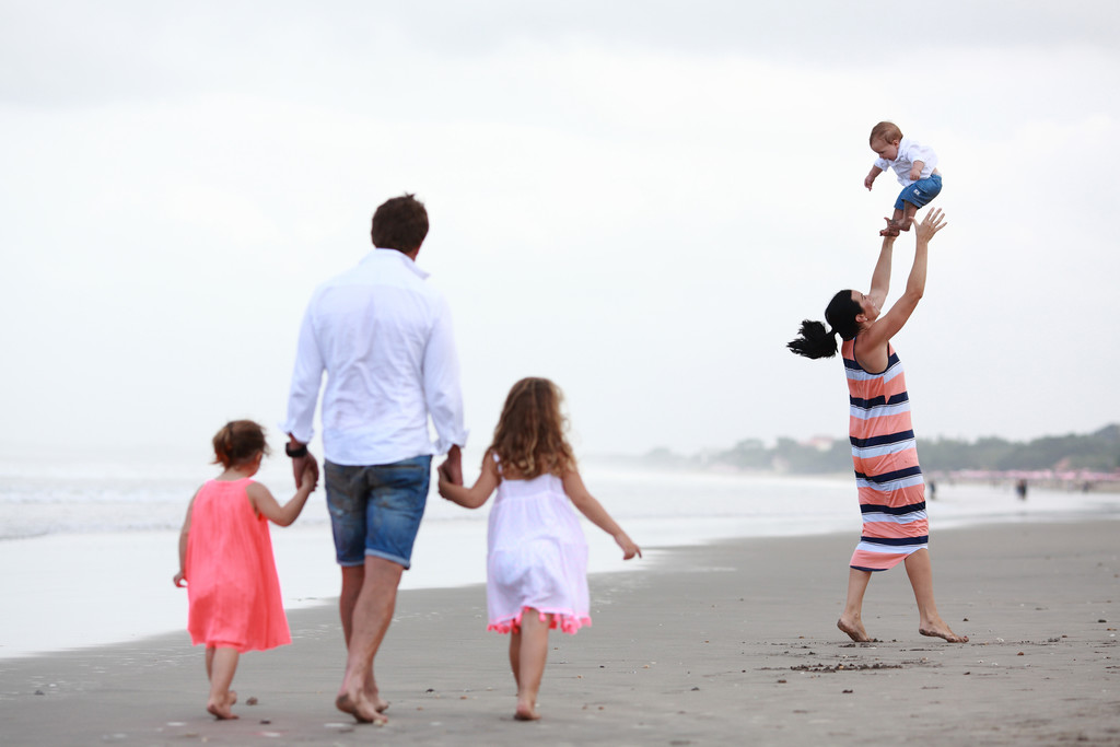 Seminyak Family Photographer