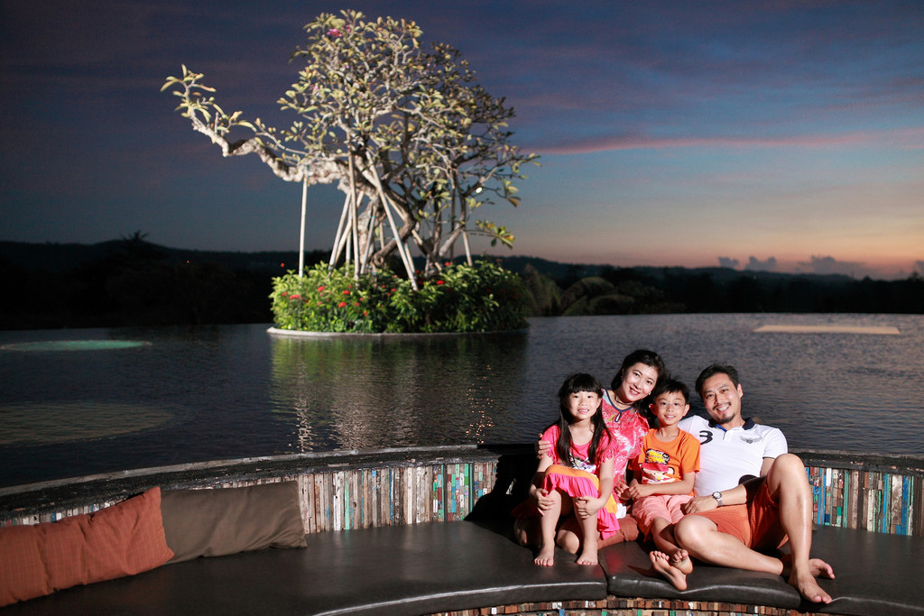 Rimba Jimbaran Bali Family Photography
