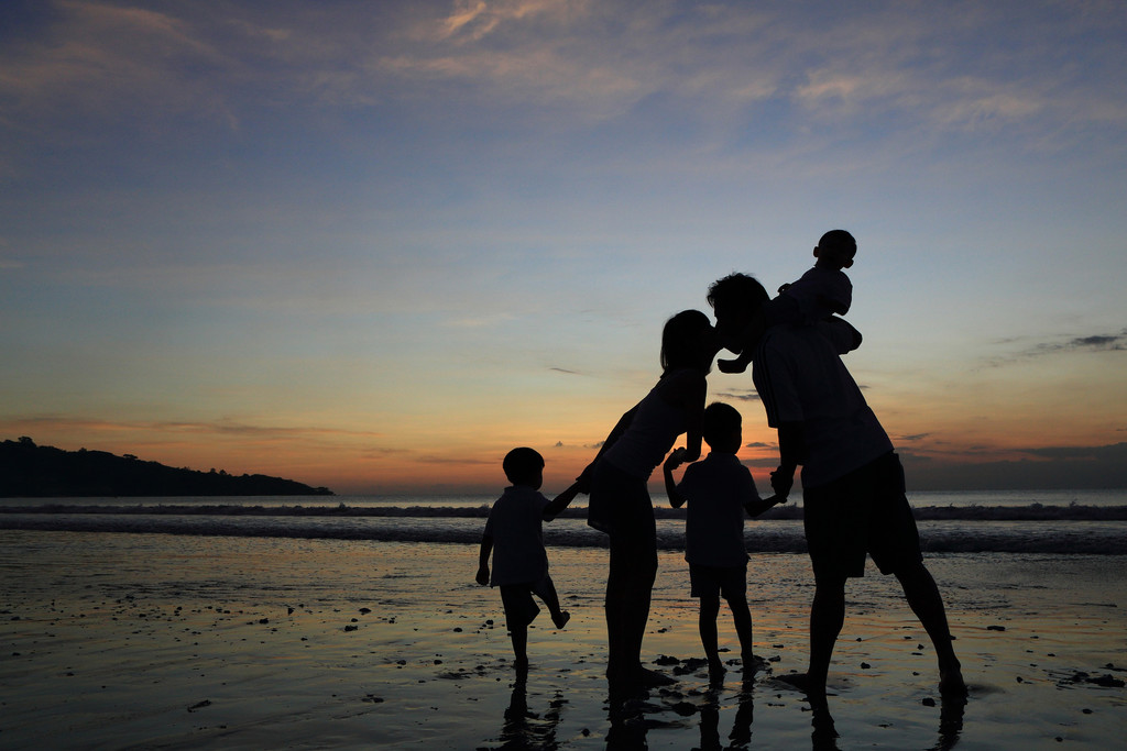 Singaporean Family Photographer in Bali