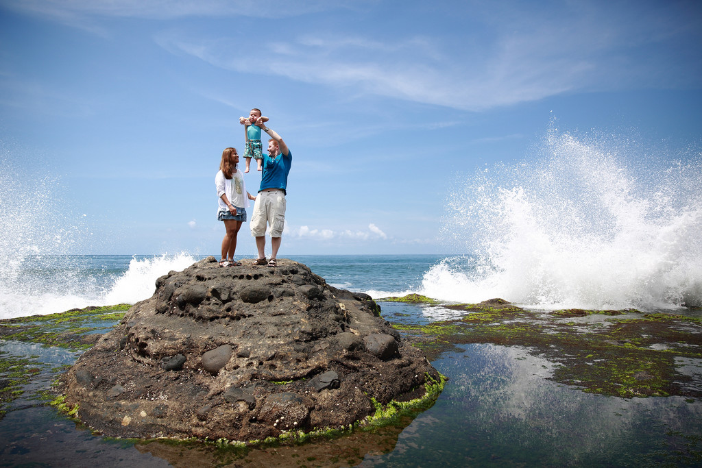 Family Photographer in Bali