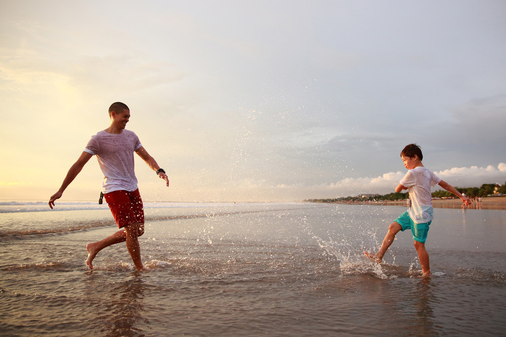 British Family Photography in Bali