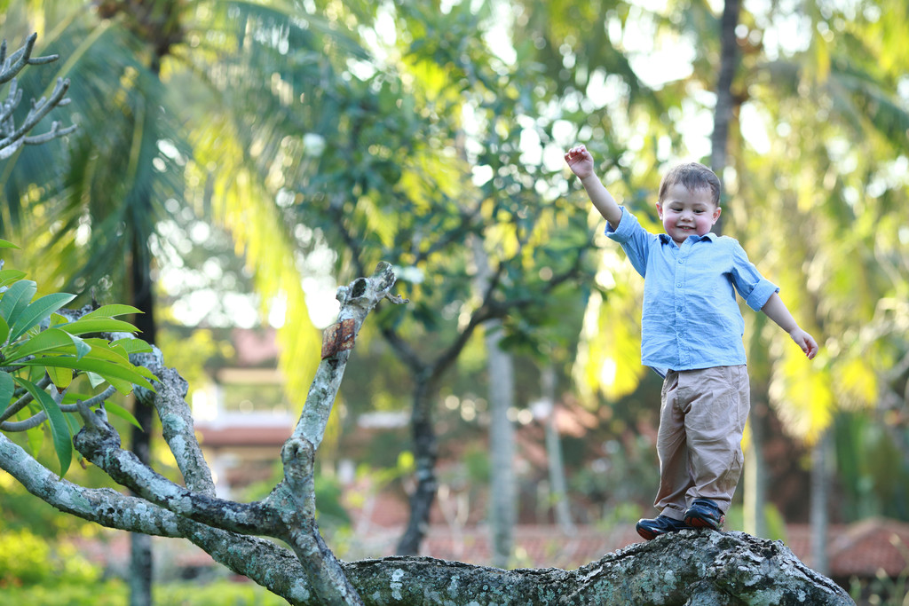 Grand Hyatt Bali Family Photographer