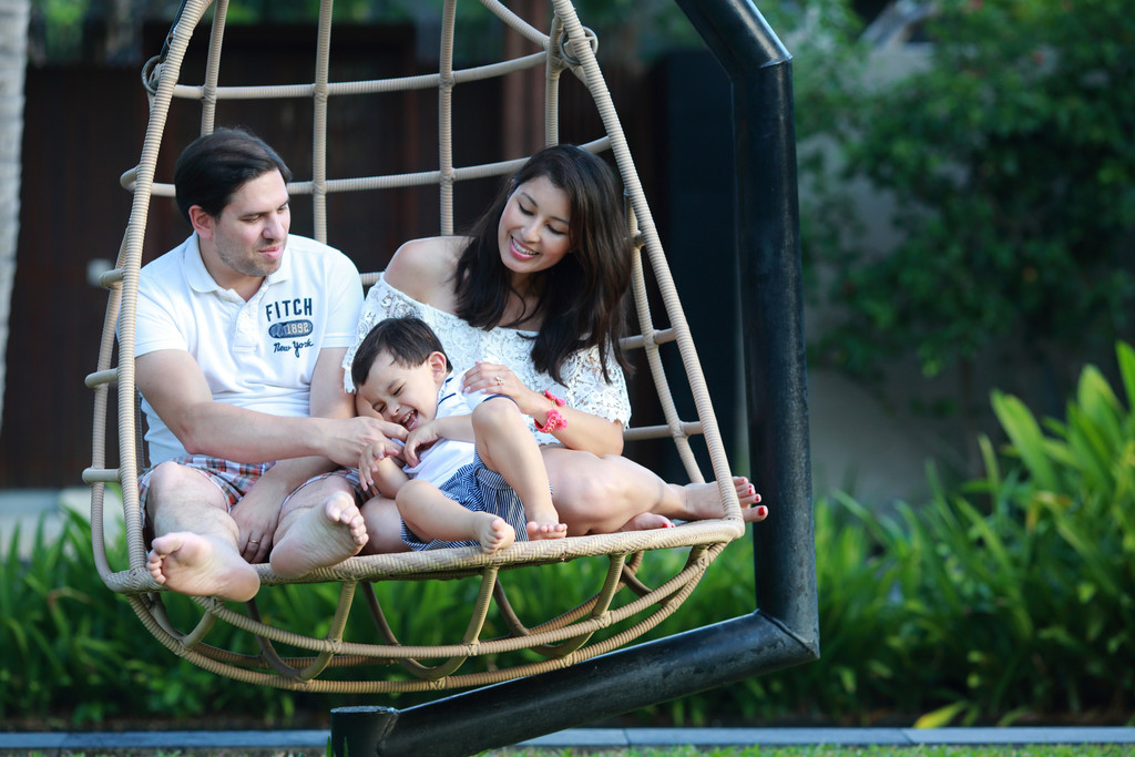 Family Photography in W Bali