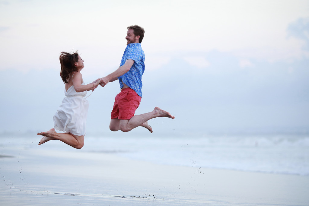 Seminyak Engagement Photography Location