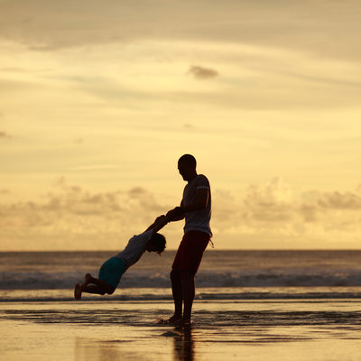 Legian Beach Family Photographer
