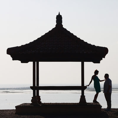 Sanur Honeymoon Photographer