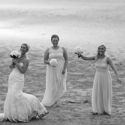 Bali Bridesmaids Photography
