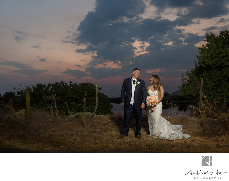 Hidden Hollow Wedding, Reedley CA