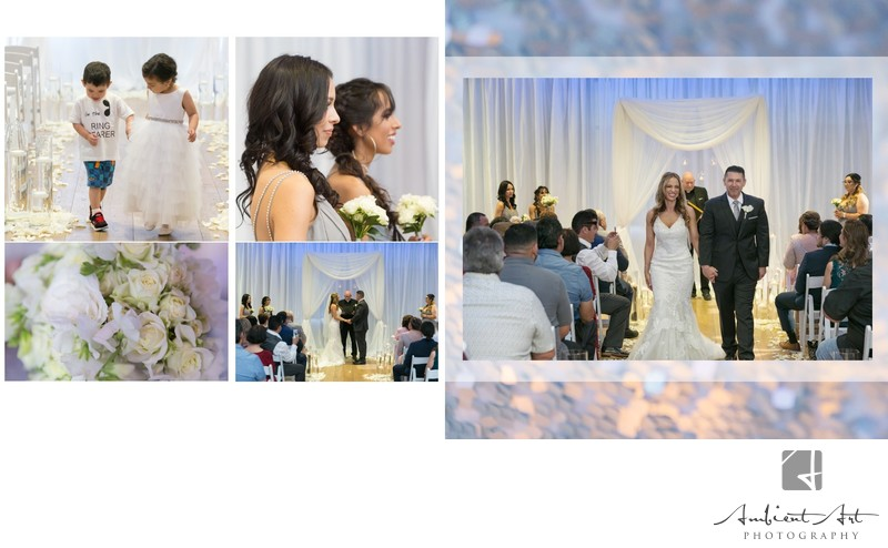 The Falls Event Center Wedding3