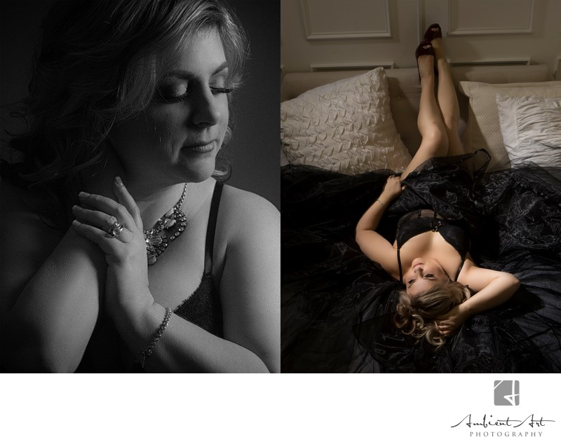 Boudoir shoot in Fresno, CA