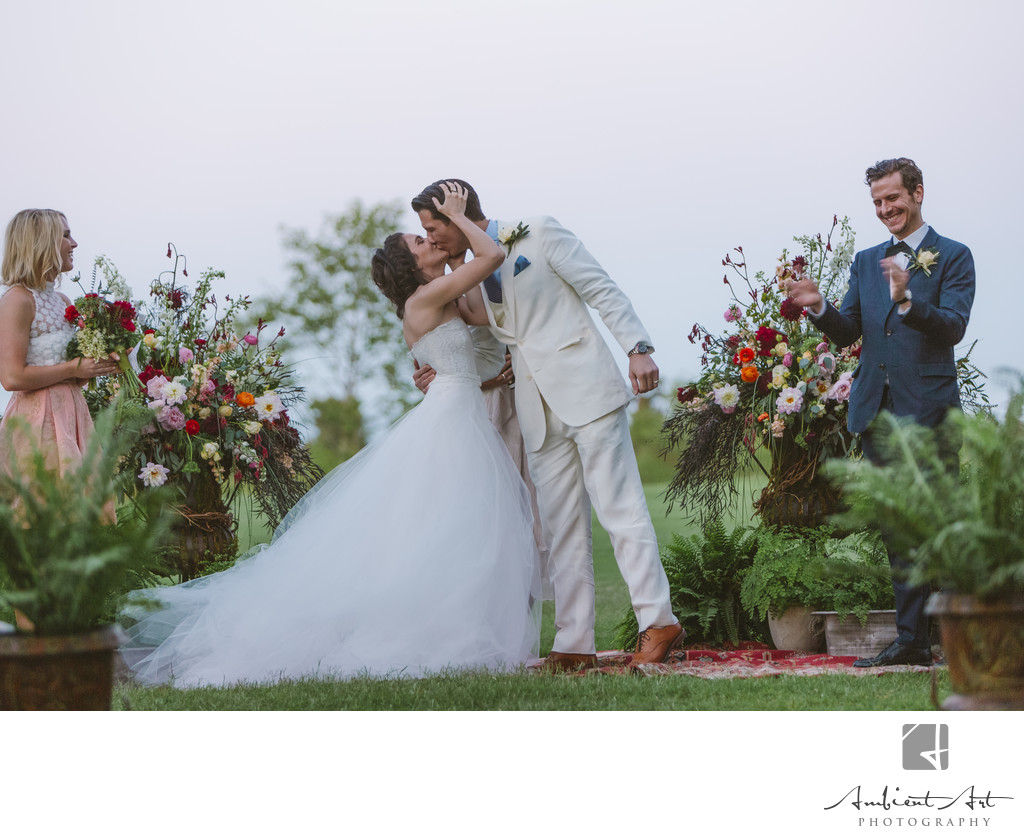 Lizzie and Ricky wedding at San Joaquin Country Club