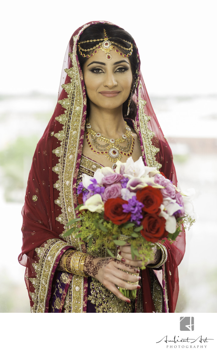 Sadia Bride from Pakistan  Fresno Wedding photographer