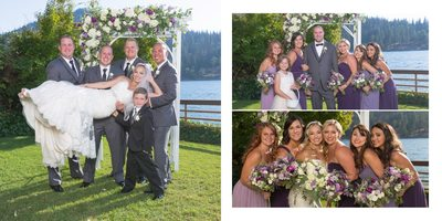The Pines Resort Wedding Photos 4