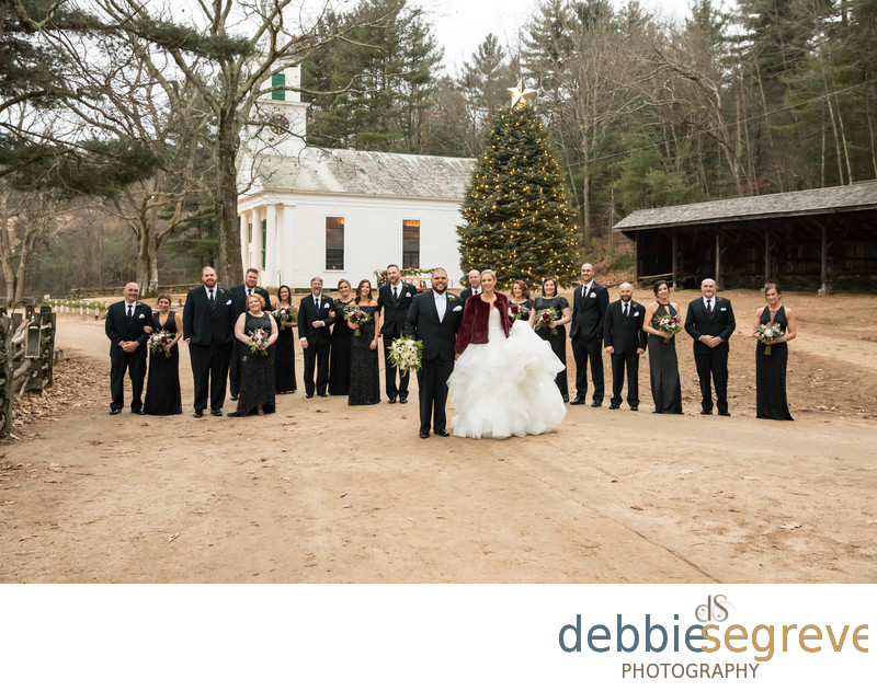 Old Sturbridge Village Wedding Pictures