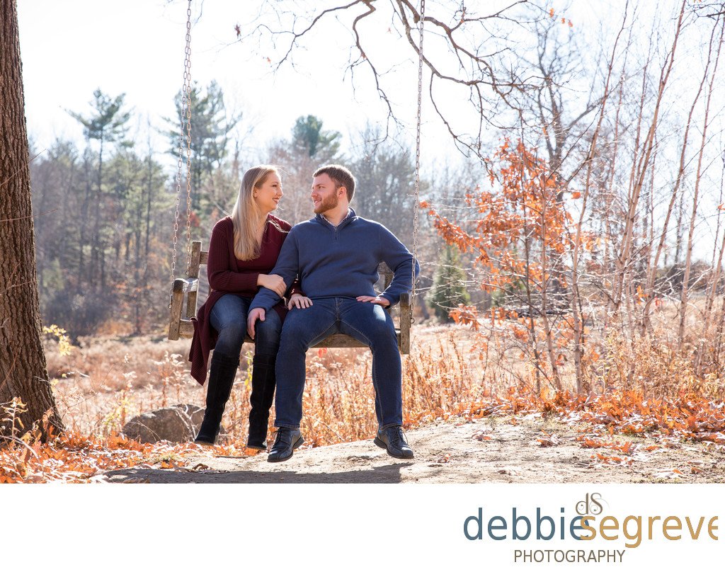 Massachuessets Wedding Engagement Photographer
