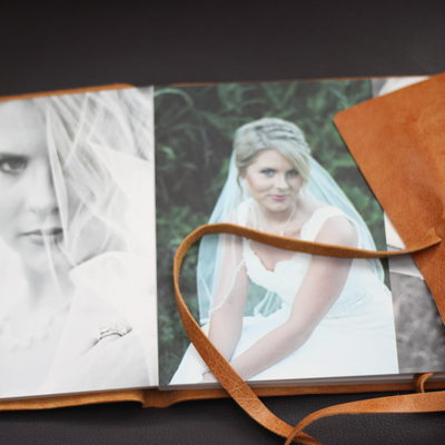 Bridal Portrait Albums