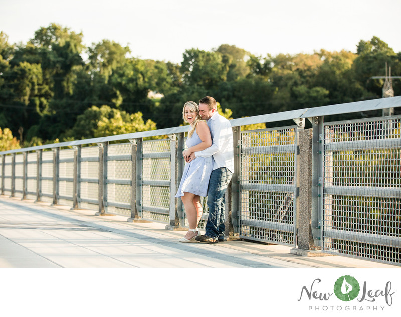 Manayunk Engagement Session