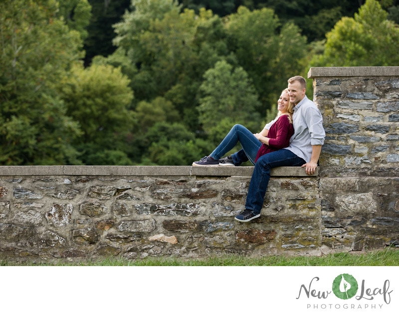 Engagement Photographer in Valley Forge