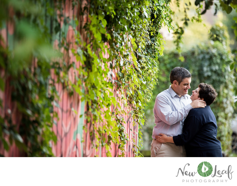 Engagement Session in Northern Liberties