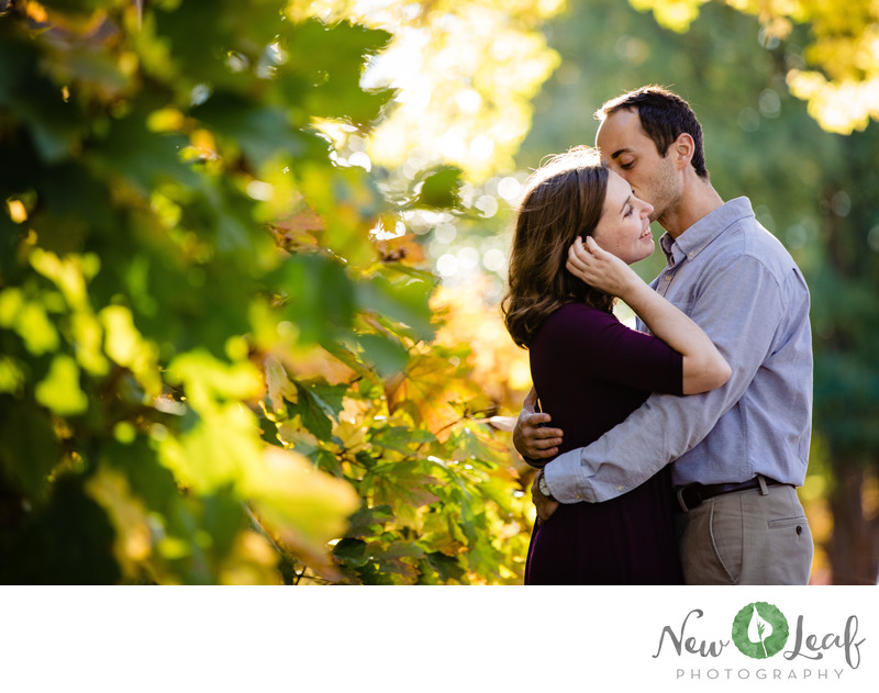 West Chester University Engagement Session